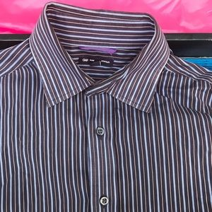Gap Dress Shirt Small, Long Sleeve